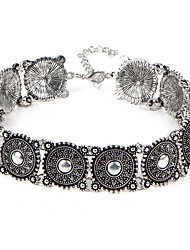 New Arrival Women's Fashion Luxury European Vintage Sun Choker Necklace for Women