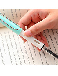 Ручка Ручка Ручка,Металл бочка Черный Цвета чернил For Школьные принадлежности Офисные принадлежности В упаковке NO