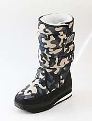 Women's Boots Others Denim Casual Black / Green / Gray