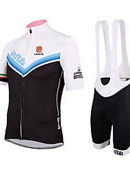Sports Bike Cycling Clothing Sets Suits Women's Short SleeveBreathable  Ultraviolet Resistant  Quick Dry