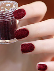 Nail Polish Nail Velvet Fashion 8 Color Suit  8Pcs/Set