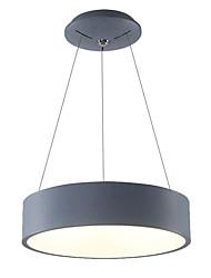Lampe suspendue ,  Contemporain Traditionnel/Classique Peintures Fonctionnalité for LED Style mini MétalSalle de séjour Chambre à coucher