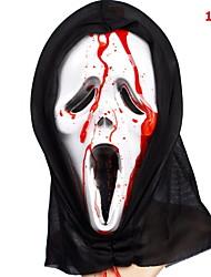 Maschere di Halloween Fantasma urlo spaventoso / Fantasma Festival di alimentazione For Halloween / Mascherata 1Pcs
