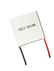 semicondutores arrefecimento filme tec1-03108 20 * capacidade de refrigeração 20 milímetros 17.5w (pacote nota 5)