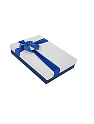 обратите внимание, белый размер 29 * 20.4 * 5.7cm прямоугольный ящик