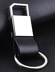 Car Key Ring Men 'S Car Leather Metal Key Ring