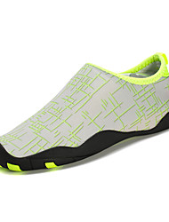 Unisex Athletic Shoes Spring Summer Fall Comfort Jelly Shoes Fabric Outdoor Athletic Flat Heel Black Yellow Red Gray OrangeWater Shoes