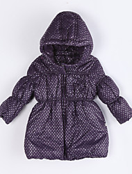 Girl Casual/Daily Galaxy Down & Cotton Padded,Cotton Winter