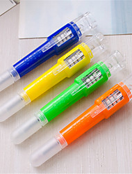 LED Light-Emitting Ball-Point Pen Key Chain Random Shipment