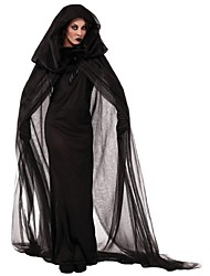 Black Night Wandering Soul Ghost Costume Women Vampire Costumes For Halloween Party