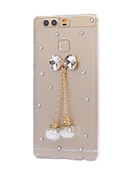 DIY Rhinestones Pattern PC Hard Case for Huawei P9 Plus LITE P8 LITE Honor 8 7 6 6Plus 5C 5X 4X 4C 4A Mate8 7