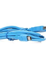 Choseal USB 2.0 для мини-USB-кабель высокой скорости