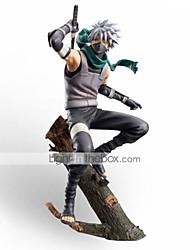Figures Animé Action Inspiré par Naruto Hatake Kakashi PVC 20 CM Jouets modèle Jouets DIY