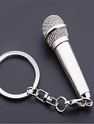 Phone microphone microphone keychain pendant car keys hanging
