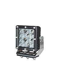 1pcs qualité supérieure IP68 lampe de travail conduit 80w 8000lm a mené la lumière de travaux d'ingénierie de camion semi-remorque a mené