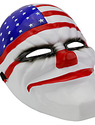 Masques d'Halloween / Masques de Carnaval Joker festival de Supply For Halloween 1PCS