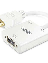 UNITEK HDMI to VGA (Male to Female) Adapter Cable
