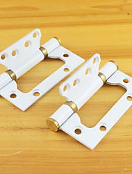 Contemporary Hinges , Finish for Painting , Steel