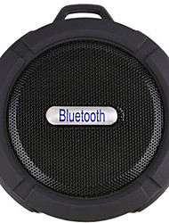 wasserdichte Bluetooth-Lautsprecher tragbare Mini-Car-Audio