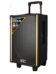 Outdoor Square Dance Card Player Radio Rechargeable Lithium Battery Bluetooth Speakers