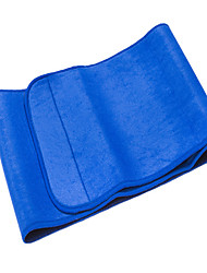 cintura fina (azul (98 centímetros * 18 centímetros))