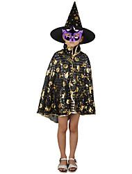 1pc Halloween enchanteur manteau femme sorcière manteau costume manteau partie