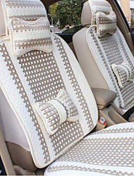 Car Seat Summer New Car Upholstery Silk