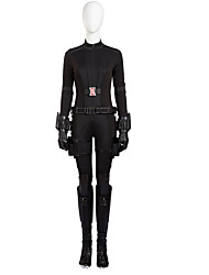 Cosplay Costumes / Party Costume Super Heroes / The Avengers Natasha Romanoff /Black Widow /Cosplay Costume/ Halloween Full Set