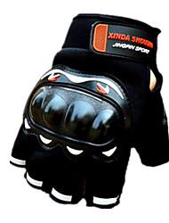Schutz Kufe taktische Handschuh (schwarz)