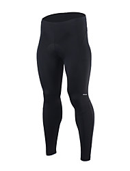 ARSUXEO  Men's  Cycling Pants Waist Tight