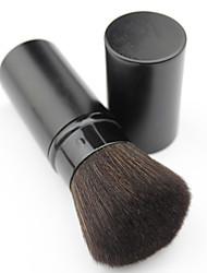 1 Pincel para Blush / Pincel para Pó Escova de Nailom Profissional / Portátil Metal Rosto Outros