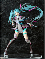 Vocaloid Hatsune Miku PVC 22cm Figures Anime Action Jouets modèle Doll Toy