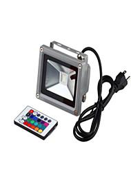10w 85-265V 1,2 m pelouse lampe de contrôle à distance coloré prise standard américain