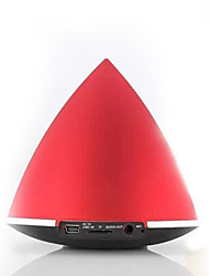 RICHSO Pyramid Bluetooth Speakers  with Stereo FM AUX Built in Mic / USB / TF