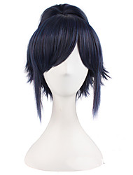 Ms Dark Blue Wigs The Sword Dance Anime COSPLAY Wig
