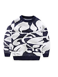Boy's Casual/Daily Solid Sweater & CardiganCotton Spring / Fall White