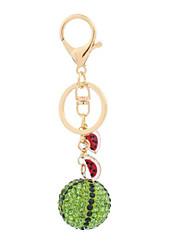 anel chave do carro adorável frutas melancia