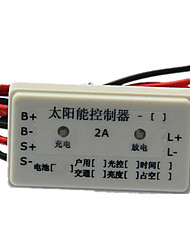 3.7V Lithium Battery For Solar Lights Lawn Lamp Controller