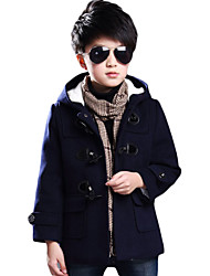 Boy's Casual/Daily Solid Suit & BlazerCotton / Polyester / Spandex Winter Blue / Red
