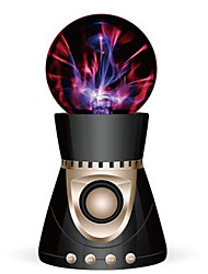 Creative Magic Ball Lightning Bluetooth Mini Speaker Car Audio