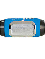 C-65 Creative Matte Wireless Bluetooth Speaker (Note Blue)