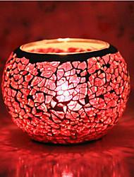 стеклянная мозаика свечи палочки творческим бытовая статьи обеспечения европейского стиля кафе КТВ bbar