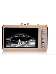 Ultra Thin Gift Insurance Recorder / HD Night Vision Car 1080p Automotive Electronics