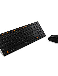 5.6 Mm Ultra-Thin Keyboard Wireless Keyboard Mouse Portable