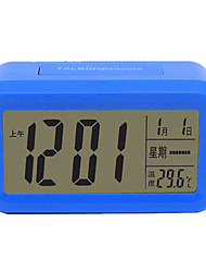 Luminous Children Cartoon Character Creative Students Small Alarm Clock