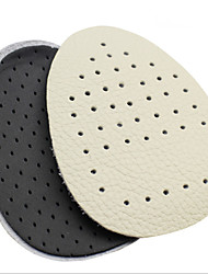 Leather for Insoles & Inserts This foot petal can ease the pain the corn causes and the stress of your forefoot. Ivory