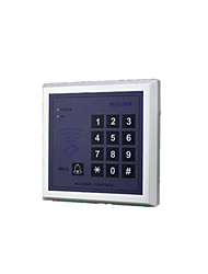 офисная стеклянная дверь одного&Система контроля доступа двойной двери