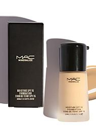 MRC Face Liquid Foundation BB Cream SPF15