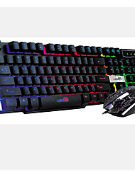 flutuantes jogos mecânicos sentir Suite 7 cor teclado iluminado ou um terno