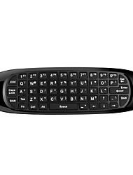 2.4ghz draadloze toetsenbord&muis combo mini / lucht muis remote